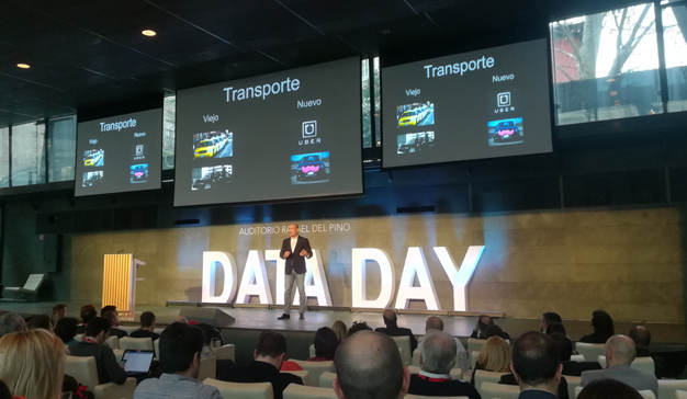 """""""La revolución digital es muy rápida y no estamos preparados, ese es nuestro principal desafío"""", Bernardo Hernández (e.ventures)"""