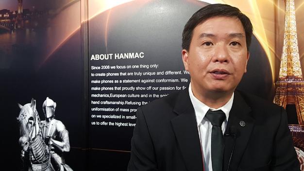 Creatividad, diseño y lujo se dan la mano en los smartphones de Hanmac
