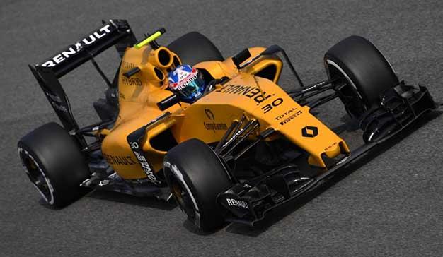 Renault Sport Fórmula 1 se alía con Tmall de Alibaba para mejorar la opinión de la marca en China