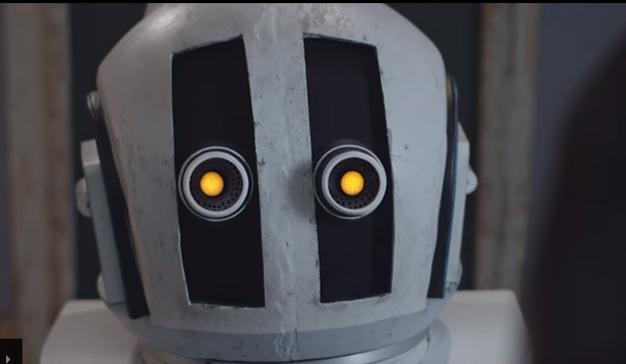 Esta campaña muestra, con una metáfora robótica, los efectos de la guerra en los niños