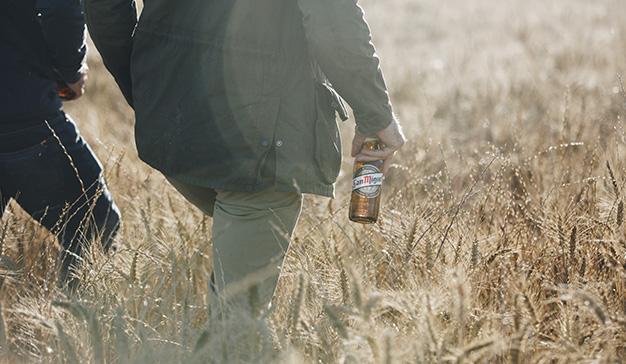 En este spot, podrá ver lo que se siente al disfrutar de una cerveza San Miguel