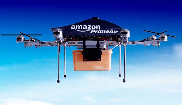 Amazon patenta un sistema para que sus drones entiendan gestos sencillos
