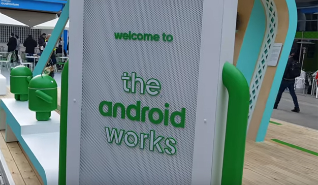 Android convierte la tecnología en pura diversión en el Mobile World Congress 2018