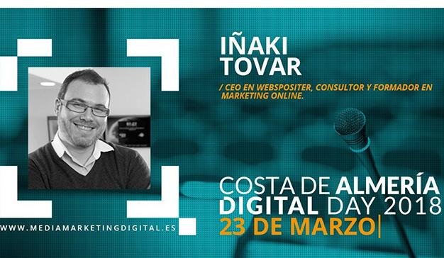 Andalucía recibe un nuevo congreso de marketing digital en Almería