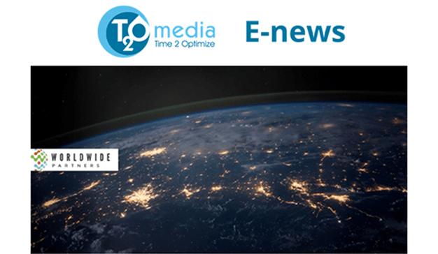 La agencia T2O Media se suma a WorldWide Partners