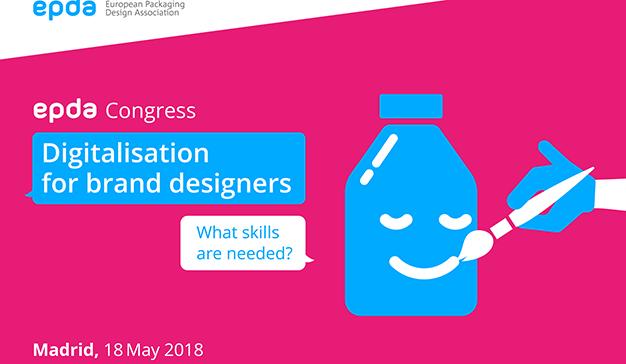 Madrid acogerá el Congreso Internacional de diseño de marca y packaging de EPDA