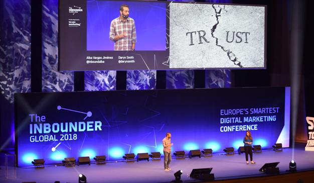 The Inbounder Global Conference reúne a los mayores expertos en Transformación Digital
