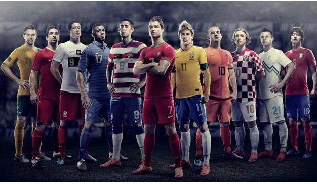 Estas son las marcas deportivas que prefieren los futbolistas