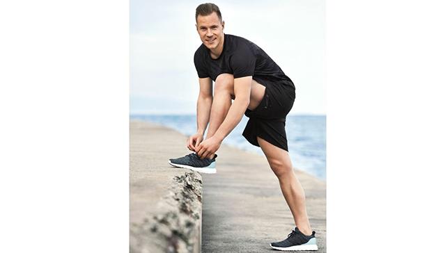Adidas Running y Marc Ter Stegen presentan la edición limitada  Ultraboost Parley