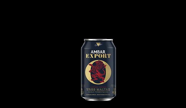 Ambar Export renueva su imagen reflejando la fuerza de su cerveza