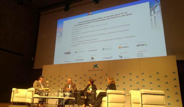 """""""Es el momento de comenzar a hablar de la transparencia de las tecnologías, no solo de las agencias"""", N. Papiol (The Trade Desk)"""