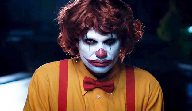 """El Gran Premio del c de c 2018 se lo zampa """"Scary Clown Night"""" de Burger King y LOLA"""