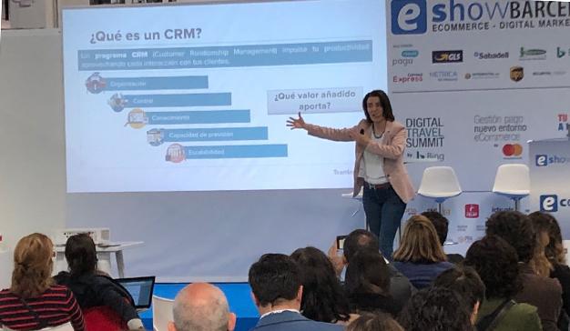eShow Barcelona contó con la participación de la directora de Marketing de Teamleader