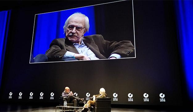 c de c 2018 - Toni Segarra entrevista al filósofo y escritor Antonio Escohotado