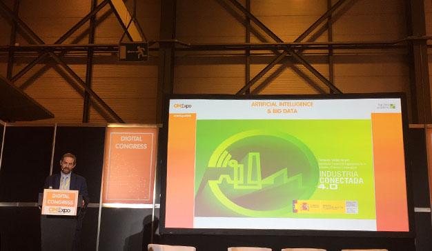 Las tecnologías de la Industria 4.0 ya están presentes en las empresas españolas