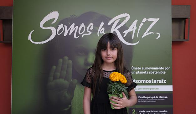 """Nace """"Somos la Raíz"""": niños de toda España alzan su voz para proteger el Medio Ambiente"""