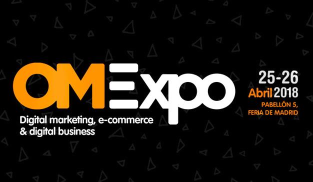 Madrid se convierte en la capital del marketing digital este 25 y 26 de abril con OMExpo 2018