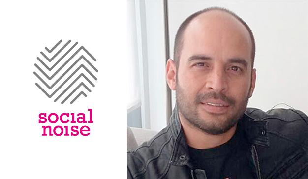 Juan Zilli, nuevo Director Creativo Ejecutivo de Social Noise México