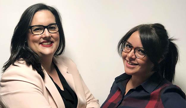DDB España promociona a Inma Muñoz y a Maria Vicente