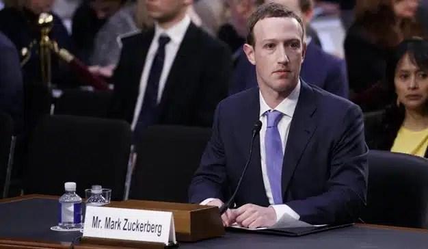 Mark Zuckerberg se presentará ante la Eurocámara por la filtración masiva de datos