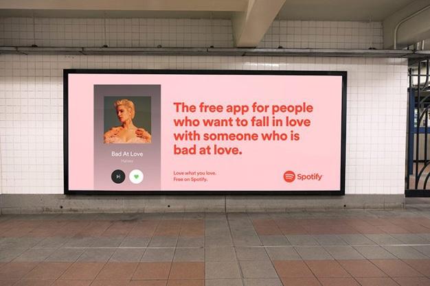 Spotify se inspira en los más exitosos blockbusters para su nueva campaña