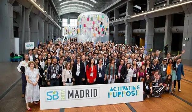 Atresmedia se suma a Sustainable Brands, el encuentro de  sostenibilidad y negocio