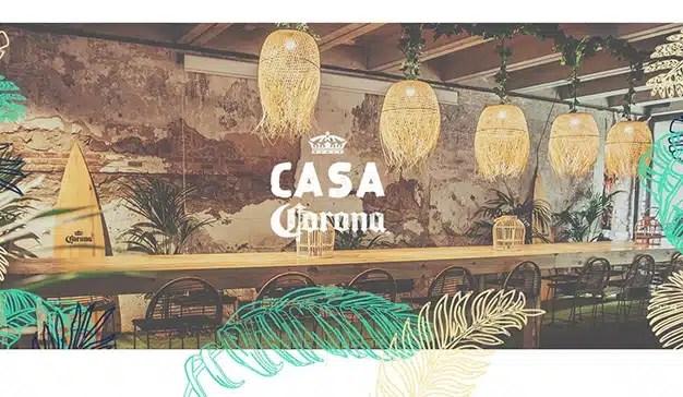 La Despensa abre por tercer año Casa Corona, el oasis urbano en Madrid