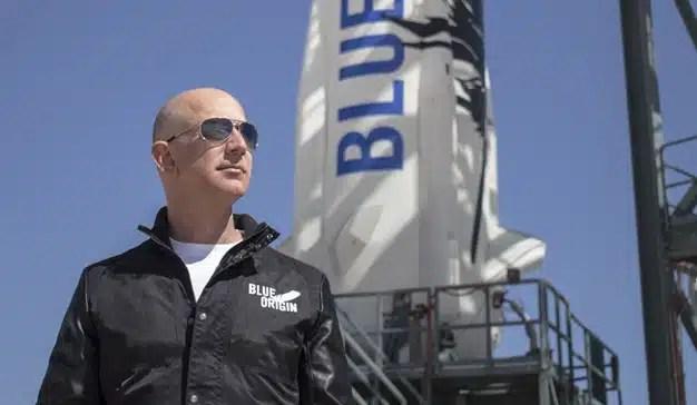 Jeff Bezos: próxima parada, la Luna