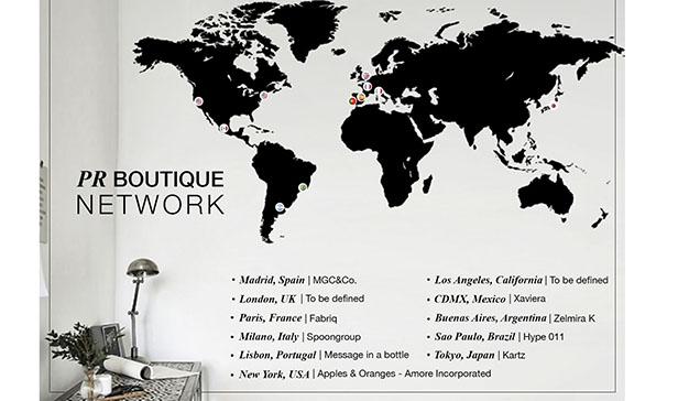 MGC&Co. Public Relations crea una red de boutiques de PR en el mundo