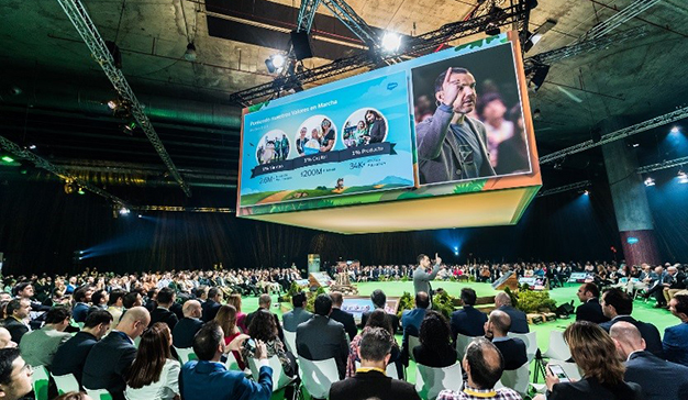 Salesforce congrega a 3.000 asistentes en el evento Basecamp Madrid
