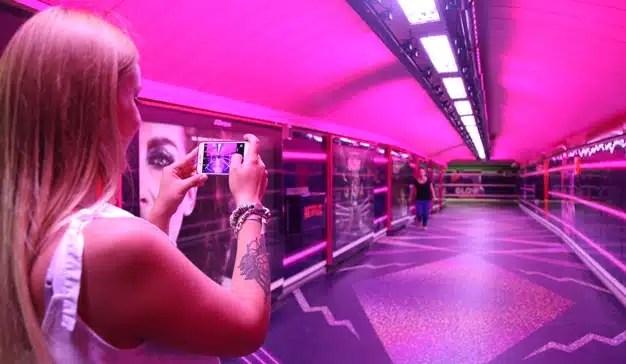 El Metro: un punto de encuentro perfecto para enamorar al consumidor