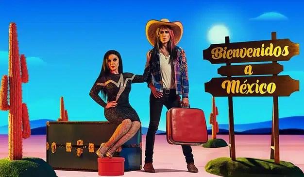 """""""Alaska & Mario"""" viajan a sus orígenes en la nueva temporada de """"el huracán mexicano"""""""