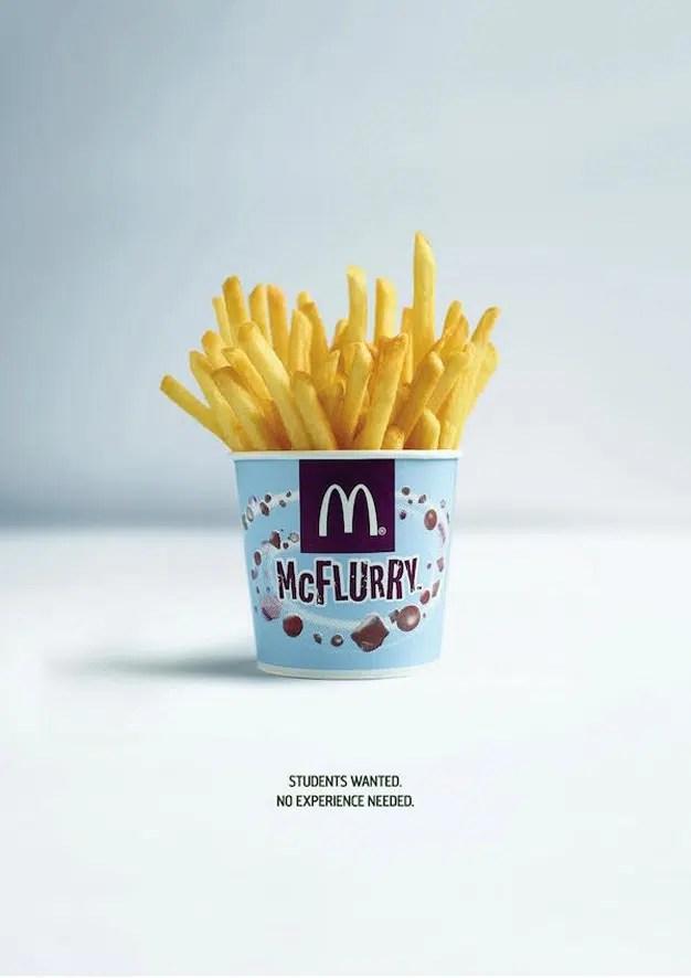 McMistakes, la divertida campaña de McDonald's para contratar estudiantes en Bélgica