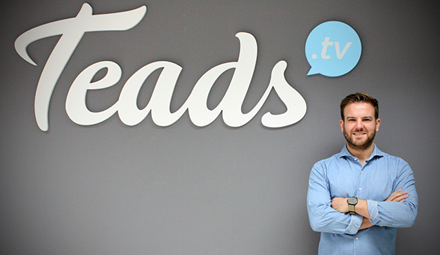 Nacho Benito, nuevo Sales Manager de Teads Madrid