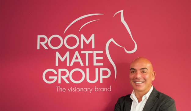Llega, de la mano de Kike Sarasola, la visionaria unión de sus tres empresas: Room Mate Group