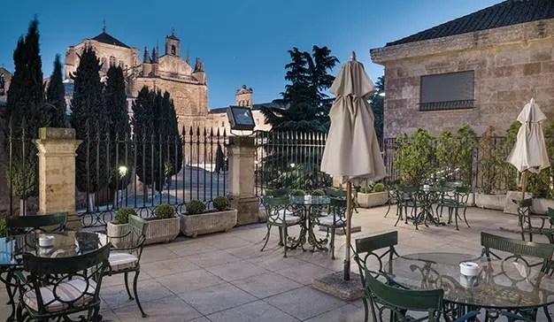 NH Collection palacio de castellanos abre sus puertas como el primer NH de la ciudad