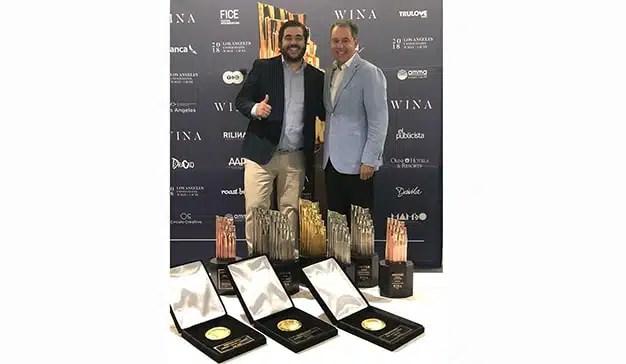 La compañía de customer experience Findasense gana en el festival WINA 8 galardones