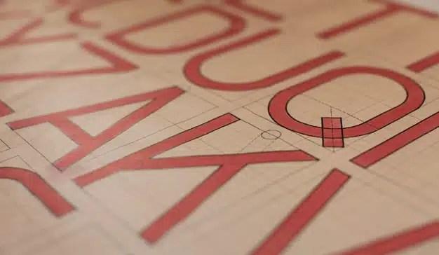 Adobe homenajea a la Escuela de la Bauhaus con estas fuentes