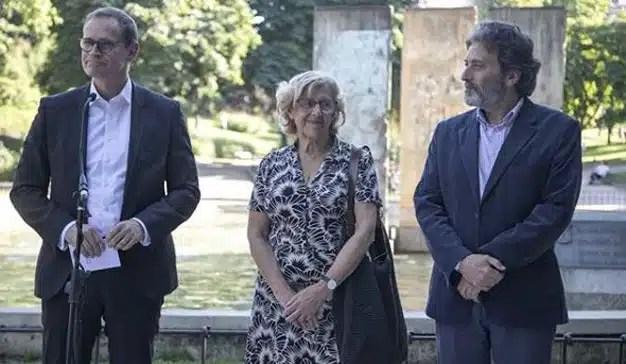 Madrid y Berlín cumplieron ayer 30 años juntas