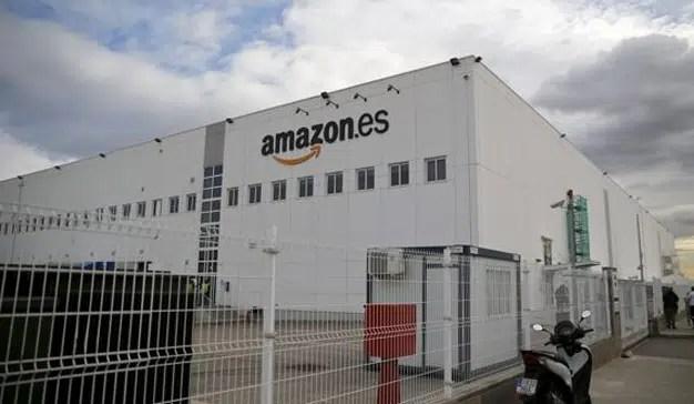 Amazon ampliará su plantilla con 1.600 nuevos trabajadores en España