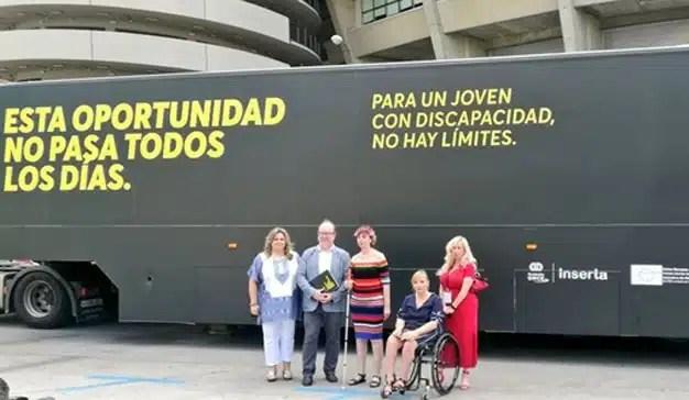 Inserta Empleo pone en marcha una iniciativa para mejorar las condiciones laborales de los jóvenes con discapacidad