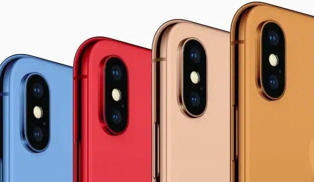 Las renovadas versiones del iPhone llegan este año en 5 colores con el azul y el naranja como novedad