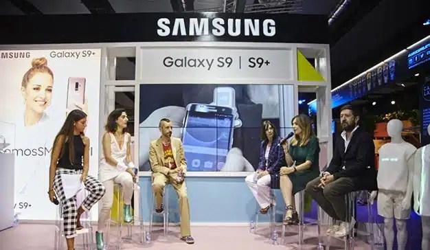 Moda y tecnología, protagonistas de la mesa redonda de Samsung Ego