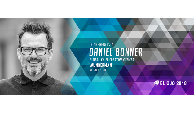 El Global Chief Creative Officer de Wunderman compartirá su visión en El Ojo de Iberoamérica 2018