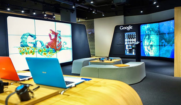 La primera tienda física de Google está a punto de llegar a Chicago