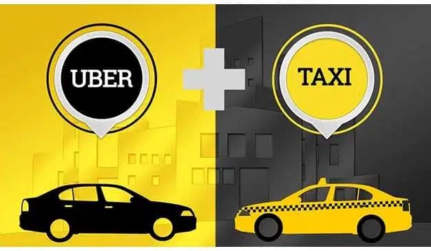 Taxi contra Uber, un conflicto que cruza fronteras