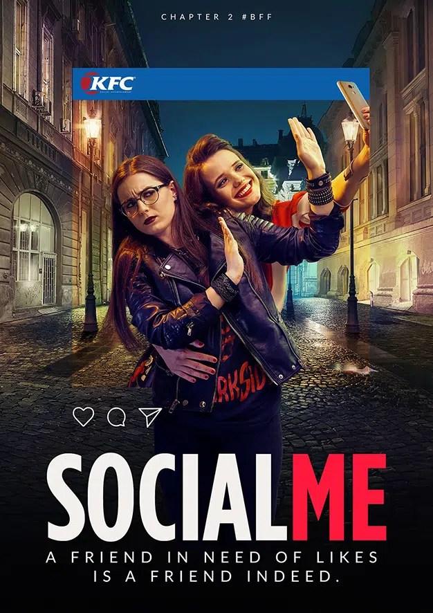 KFC Rumanía y McCann abordan la problemática relación entre adolescentes y redes sociales