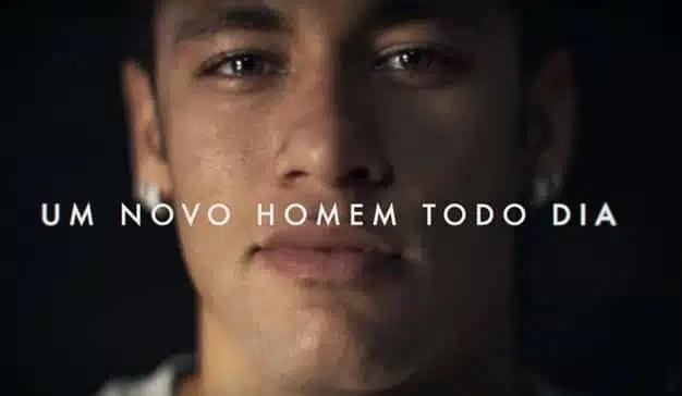 Neymar recibe duras críticas en Twitter por su participación en la última campaña de Gillette