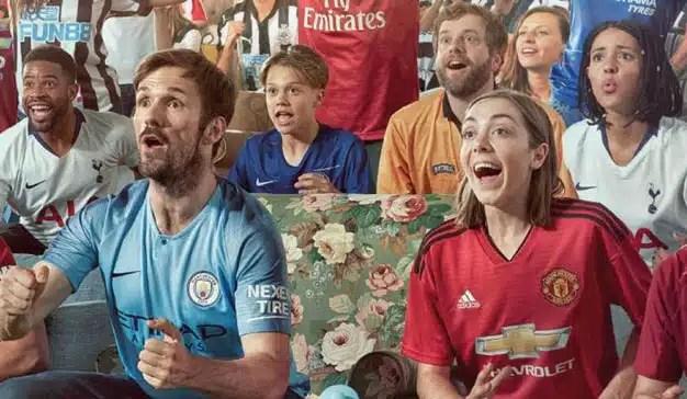 Sky Sports celebra una nueva temporada de la Premier League con este ocurrente spot