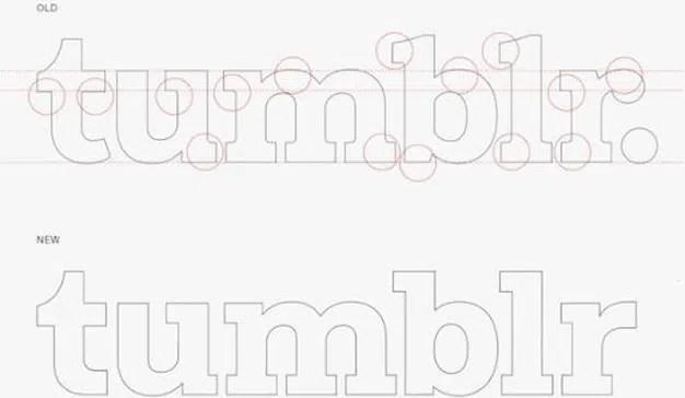 La plataforma Tumblr renueva su logotipo y estrena su propia tipografía